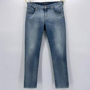 Jacob Cohen Karen Straight Leg Jeans Womens 27